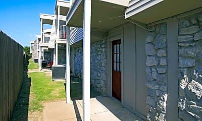 Building, Greystone Apartments, 1