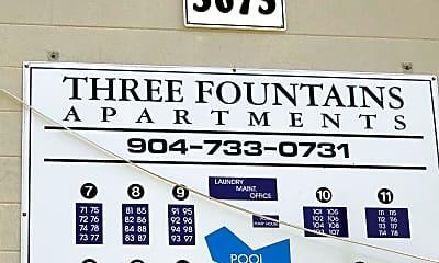 Three Fountains, 1