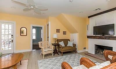 Living Room, 14 New York Ave 1, 1