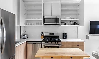 Kitchen, 913 St Marks Ave, 1