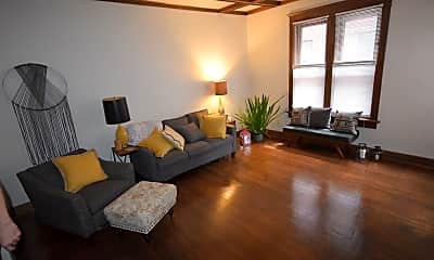 Living Room, 1335 Central Ave, 1