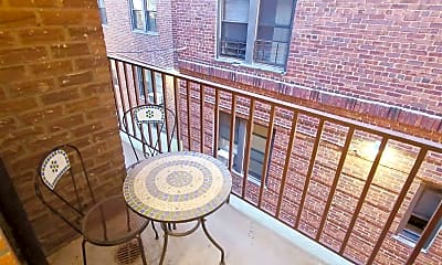 Patio / Deck, 110-35 72nd Dr, 2