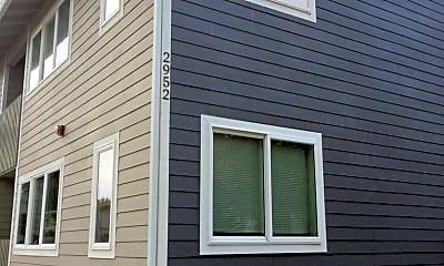 Building, 2952 O St SE, 1