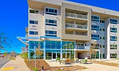 Building, Parc One, 1