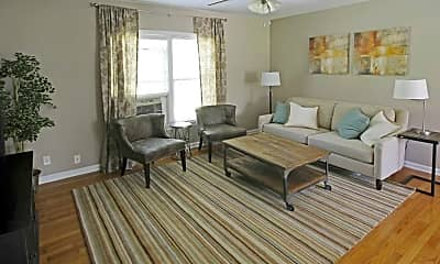 Living Room, Crestwood Place, 0