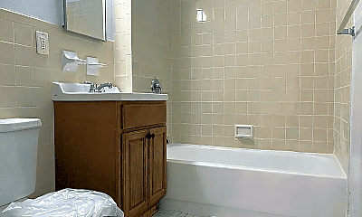 Bathroom, 1230 Sheridan Ave, 2