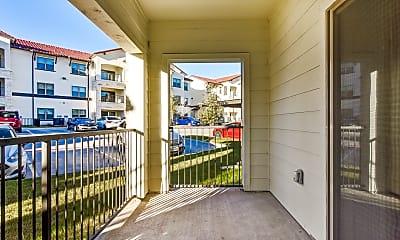 Patio / Deck, Palo Alto Apartments, 2