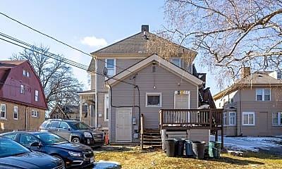Building, 130 N Normal St, 2