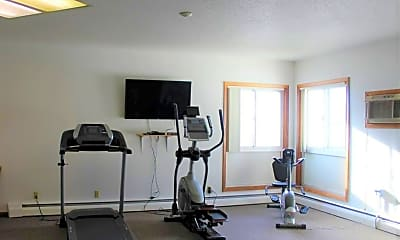 Fitness Weight Room, 1401 3rd Ave S, 2