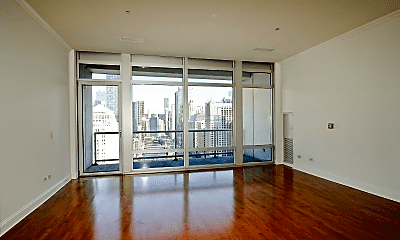 Living Room, 333 N Canal St, 1