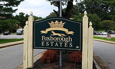 Foxborough ESTATES, 1