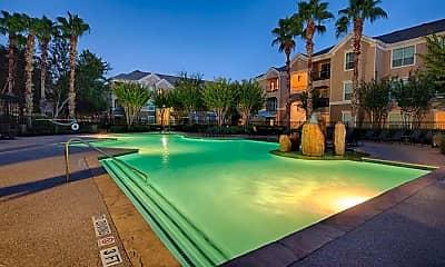 Pool, Estates at Fountain Lake, 2