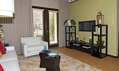 Living Room, The District on Universal, 1