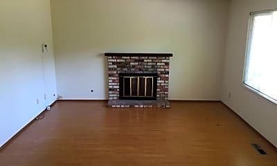 Living Room, 513 Granger Terrace, 1