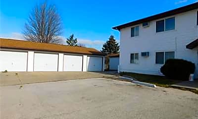 Building, 4620 Vasey Ave, 2