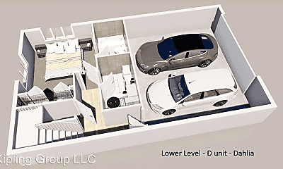 Living Room, 320 Timber Ridge Ct, 2