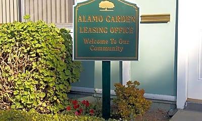 Alamo Garden Apartments, 1