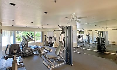 Fitness Weight Room, 10080 E Mountainview Lake Dr 343, 2