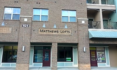 Matthews Lofts Apartments, 1