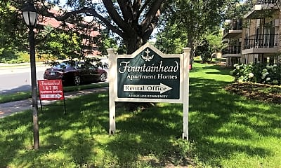 Fountainhead Apartments, 1