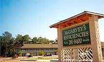 McGarvey's Efficiencies, 1