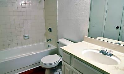 Bathroom, Brays Oaks Village, 2