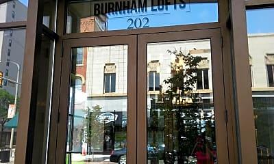 Burnham Lofts, 1