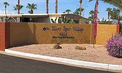 Silver Spur Village, 1