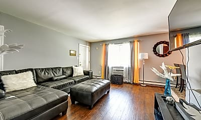 Living Room, Blackwood Falls, 1
