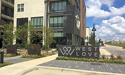 Jefferson West Love, 1