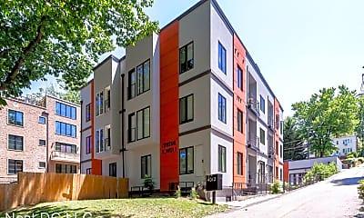 Building, 4012 Edmunds St NW, 2