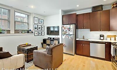 Kitchen, 427 Monroe St, 1