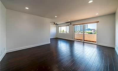 Living Room, 1601 Veteran Ave 302, 1