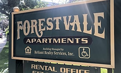 Forestvale Apartments, 1