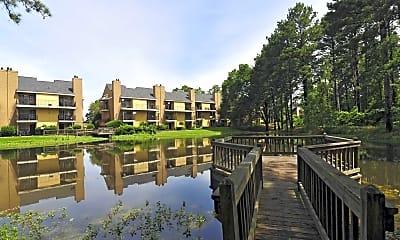 View, Cross Lake Apartments, 0