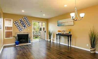 Living Room, 450 E 4th St, 0