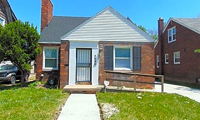 Building, 3990 Berkshire St, 0