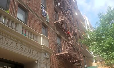 Ambassador Apartments Inc, 2