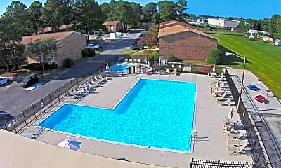 Pool, Wellington At Western Branch Apartments, 0