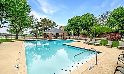Pool, Lake Village North, 1