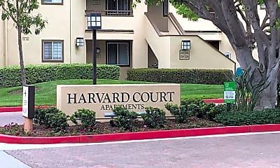 Harvard Court, 1