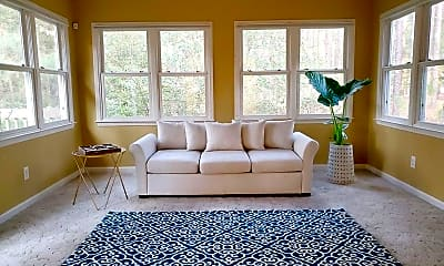 Living Room, 1210 N Fort Bragg Rd, 2