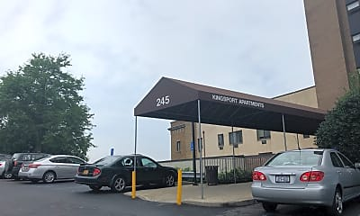 Kingsport Apartments, 1