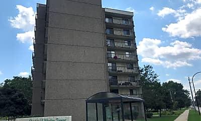 Charles H. Wesley Tower, 0