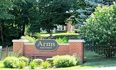 Arms Apartments, 0