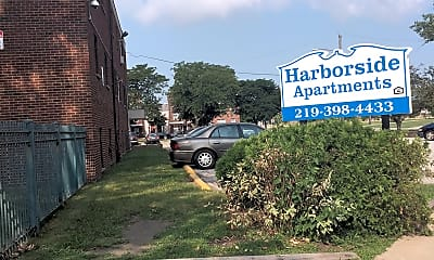 Harborside Apartments, 1