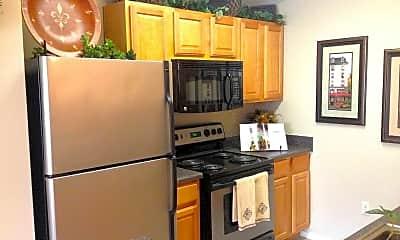 Kitchen, Summerwood Apartments, 1