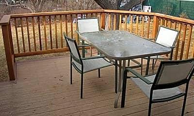 Patio / Deck, 2761 S Kearney St, 2