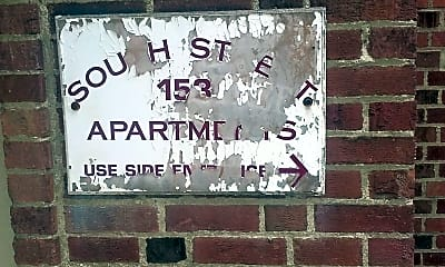 South Street Apartments, 1