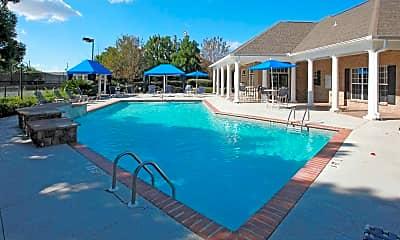 Pool, Prattville at Highland Lakes Apartments, 0